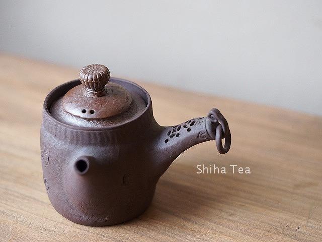 Banko, Beautiful Japanese Kyusu Teapot, Tokyo Teapot  Shop, Shiha Tea & Comfort, Japan