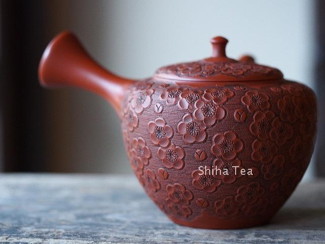 Tokoname, Beautiful Japanese Kyusu Teapot, Tokyo Teapot  Shop, Shiha Tea & Comfort, Japan