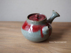 Type of Japanese Teapots (Classified by Shape) 日本茶壶种类