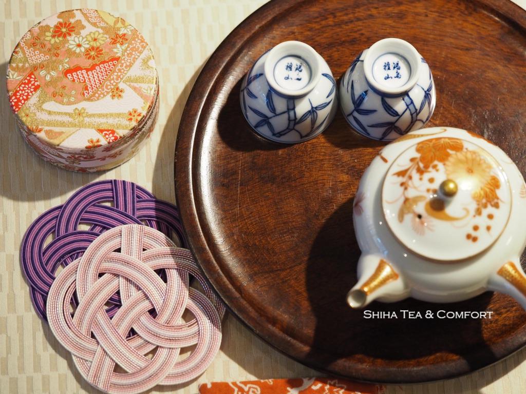 Beautiful Japanese Kyusu Teapot, Tokyo Teapot  Shop, Shiha Tea & Comfort