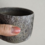 Suzu cup, Japanese teapot kyusu
