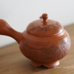 Kodo Yoshikawa, Japanese teapot kyusu