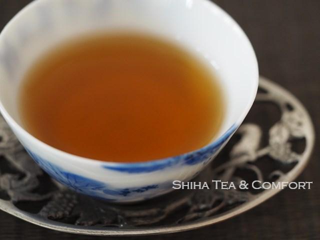 日本産 プーアル茶 後発酵茶